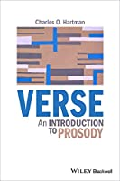 Verse: An Introduction to Prosody (Wiley Desktop Editions)