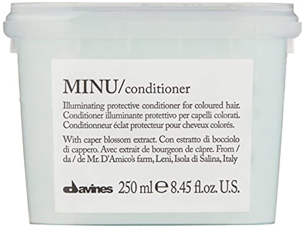 デザイナー仕える楽しむダヴィネス Minu Conditioner Illuminating Protective Conditioner (For Coloured Hair) 250ml/8.45oz並行輸入品