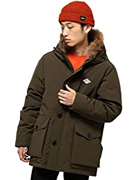 (ビームス) BEAMS DANTON/Tussah Down Jacket 11184353024メンズ