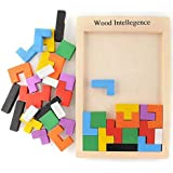 木製ブロックキッズ早期知育玩具子供向けゲーム知性ジグソーパズル