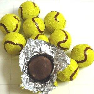 テニスボールチョコレート 業務用 1kg