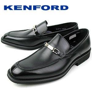 KB33L メンズ ビジネスシューズ ビットローファー 紳士靴 ケンフォード