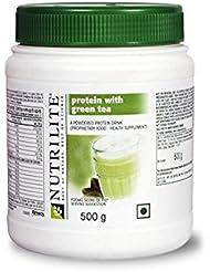 Nutrilite Protein Powder Withグリーンティー( 500ミリグラム)