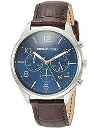 1316e351b544 [マイケル・コース]MICHAEL KORS 腕時計 MERRICK MK8636 メンズ ...