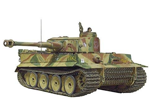 ドラゴン 1/35 第二次世界大戦 ドイツ軍 ティーガー1 初期生産型 ダス・ライヒ師団 TiKi ハリコフの戦い プラモデル DR6885