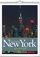 Literarischer New York Kalender 2020: Wochenwandkalender mit 53 Farbfotografien