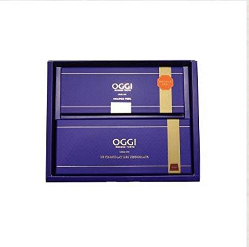 OGGI オッジ チョコレート ショコラプレーン・オレンジピールセット