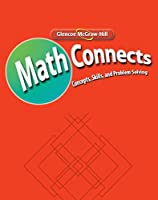 Math Connects: Concepts Skills and Problems Solving Course 1 Skills Practice Workbook (MATH APPLIC & CONN CRSE)【洋書】 [並行輸入品]