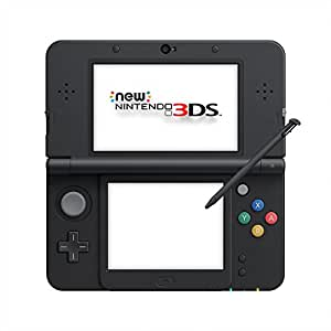 New ニンテンドー3DS ブラック【メーカー生産終了】