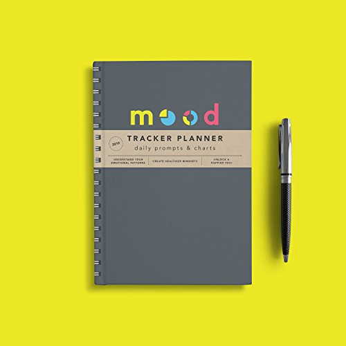 『Mood Tracker 2019 Planner: Understand Your Emotional Patterns; Create Healthier Mindsets; Unlock a Happier You!』の8枚目の画像