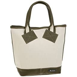 Massive Court Tall Tote: Olive