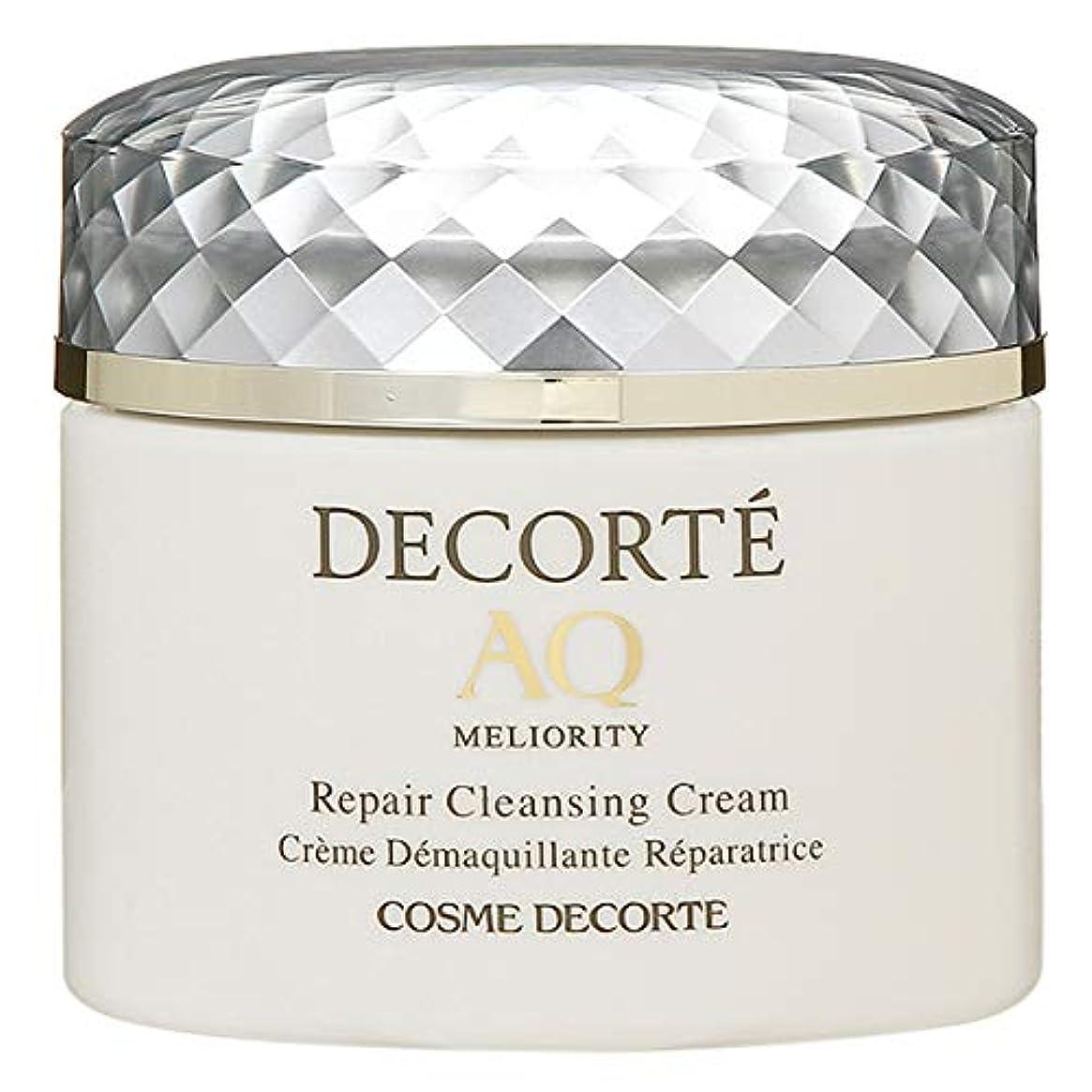 ほこりっぽいベーリング海峡雪コスメ デコルテ(COSME DECORTE) AQミリオリティ リペア クレンジングクリーム 150g[並行輸入品]