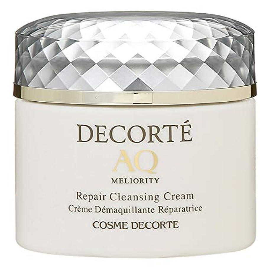 コスメ デコルテ(COSME DECORTE) AQミリオリティ リペア クレンジングクリーム 150g[並行輸入品]