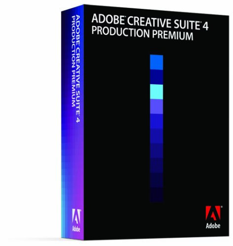 Adobe Creative Suite 4 Production Premium 日本語版 Windows版 (旧製品)