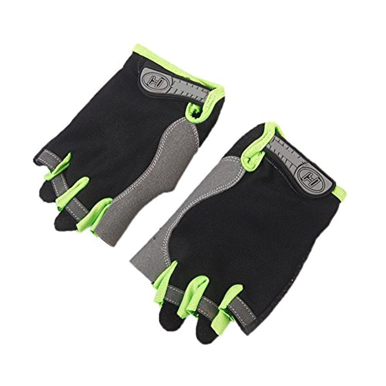 祝う家庭テザーk-outdoor 半指手袋 ロッククライミング用 通気性 滑り止め サイクリング スポーツ フィットネス用