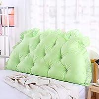 クッション三角クッションベッドクッションビッグバックソフトクッション畳ベッド枕腰枕枕ウエストベルト (色 : C, サイズ さいず : 190 * 15 * 70cm)