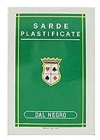 Dal Negro Sarde イタリア製地域トランプ グリーンケース 40枚組