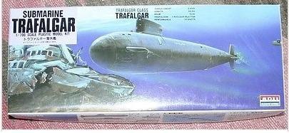 1/700 潜水艦シリーズ トラファルガ