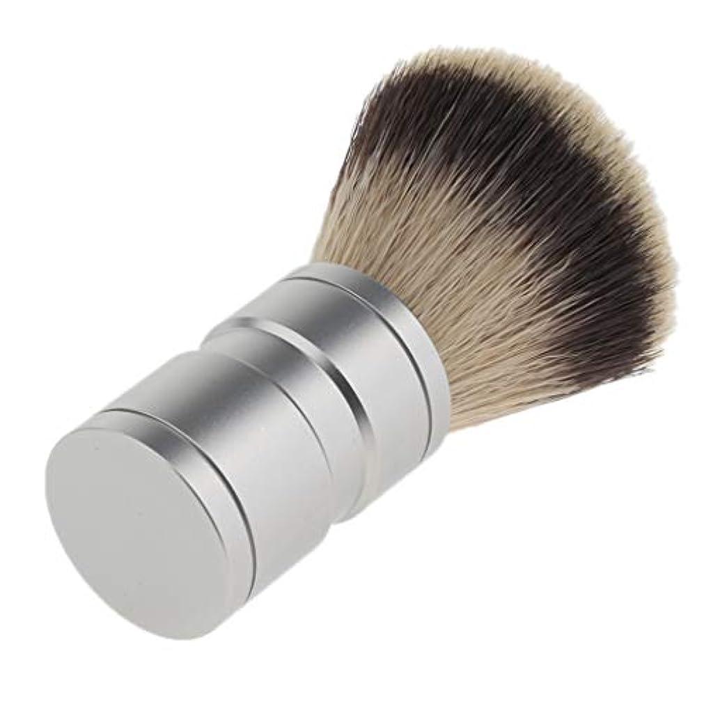 放棄引数矢Baoblaze 髭剃りブラシ シェービングブラシ メンズ 理髪店 ヘアサロン メイクブラシ