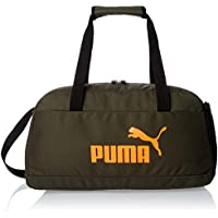 PUMA Unisex Phase Sport Bag, Forest Night, 46 x 24 x 20cm (25L)