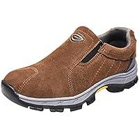 yotijar Safety Hiker Work BootS Mens Steel Toe Cap Size 8 8.5 9 10 11 - EU42 US8.5