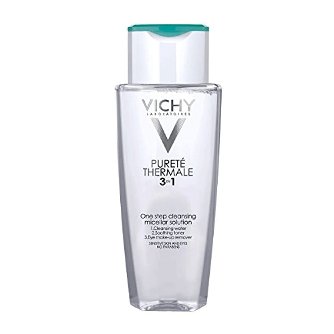 Vichy Purete Thermale Micellar Lotion 3 In 1 200ml [並行輸入品]
