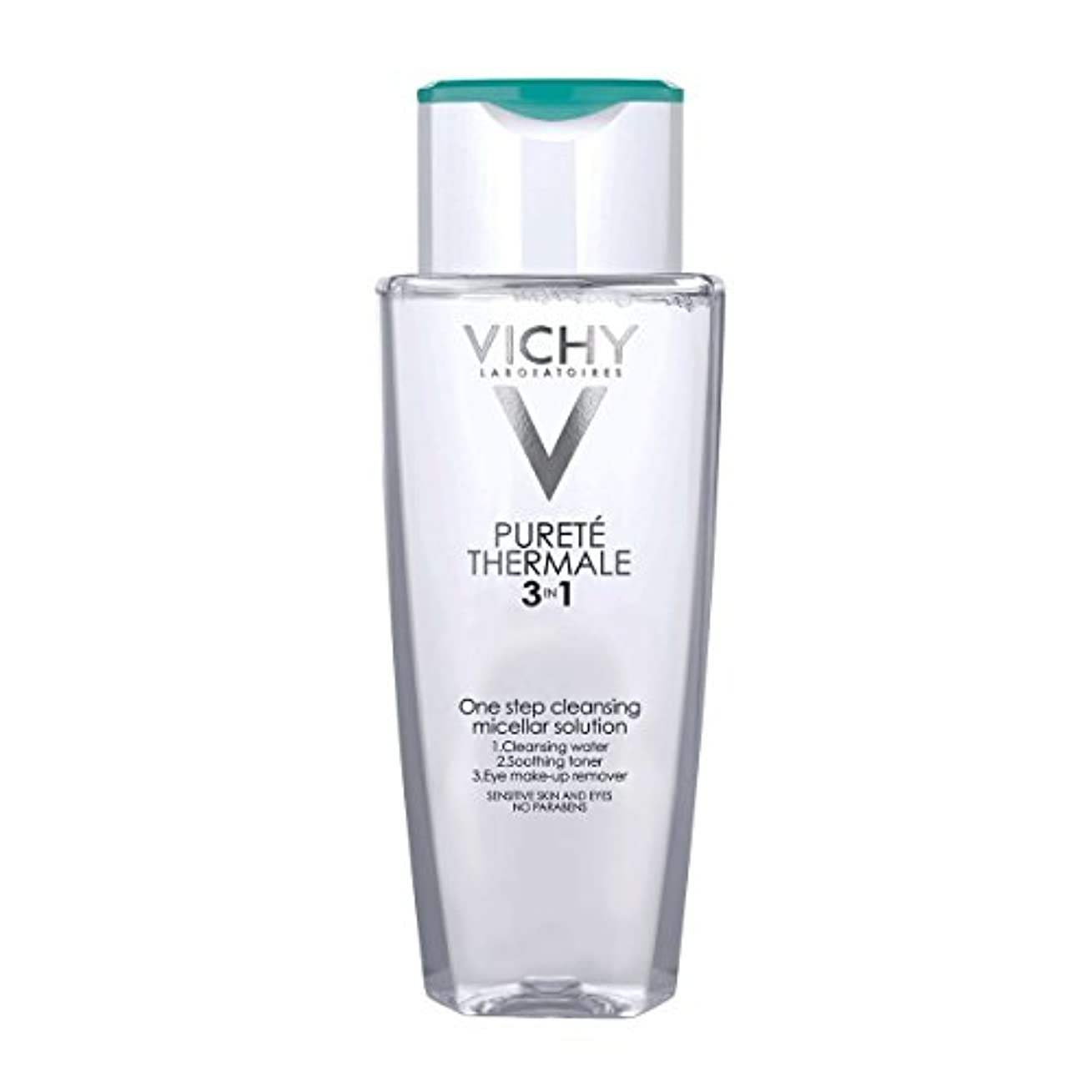 お風呂サンダーなにVichy Purete Thermale Micellar Lotion 3 In 1 200ml [並行輸入品]