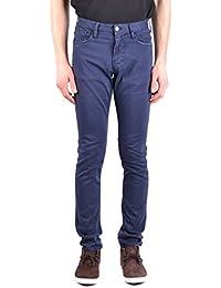 Armani Jeans メンズ MCBI025229O ブルー コットン ジーンズ