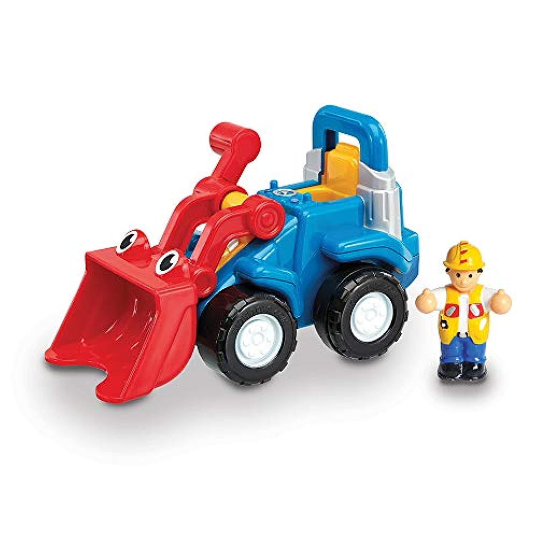 WOW Toys  働く乗り物 リフトイット?ルーク  TYWT01026