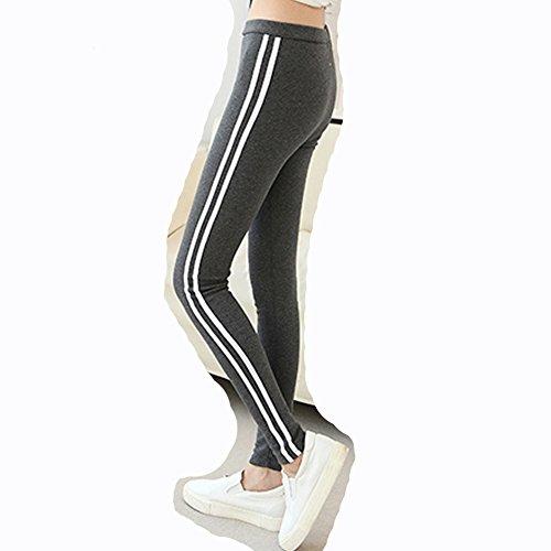 [해외](티시 선택) TC-select 사이드 라인 레깅스 여성 라인 바지 요가/(Tea Cerelect) TC - select Sideline Leggings Ladies` Line Pants Yoga Ware
