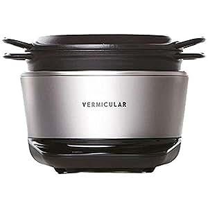 バーミキュラ ライスポット RP23A-SV [並行輸入品]   炊飯器   ホーム&キッチン 通販