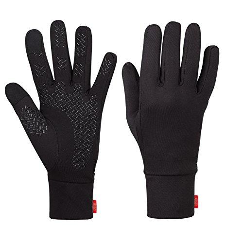 エジンド(Aegend)グローブ 手袋(S) 滑り止め アウトドア 防寒 保温 防風 男女兼用