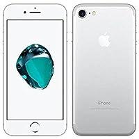 Apple 【SIMロック解除済】docomo iPhone7 32GB A1779 (MNCF2J/A) シルバー