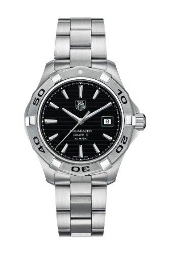 アクアレーサー 腕時計 WAP2010 BA0830 メンズ SS黒AT タグ・ホイヤー