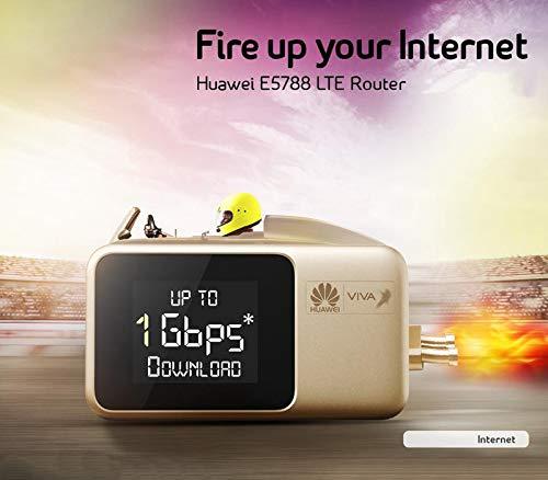 SIMフリー モバイル WiFi ルーター 国内海外通信専門店どこでもネット検証済 (グローバル(Huawei E5788))