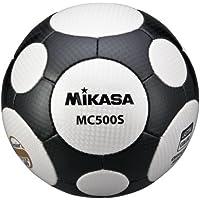 ミカサ ミカササッカーボール5号白黒 シニア用 MC500S-WBK