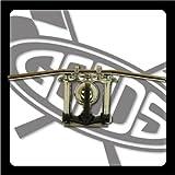 GOODS : SR400/500※(~'84)ディスクブレーキ車 ドラッグバー・ハンドル(クローム)  ロングワイヤー、ブレーキホースセット