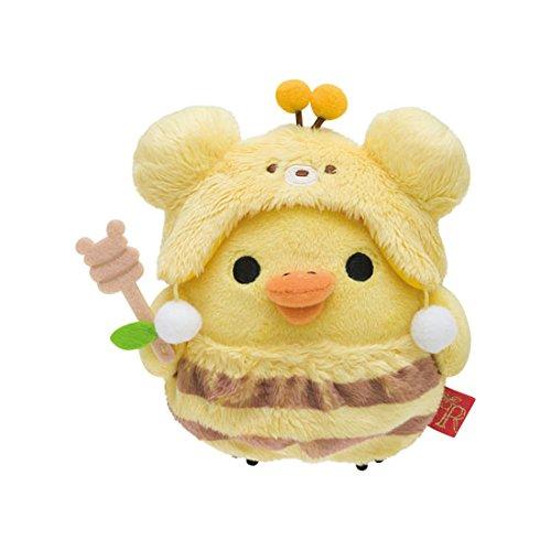 [해외]리락쿠마 꿀의 숲 수장절 인형 S 키 이로이 토리 MX19401/Rilakkuma honey festival Harvest Festival Stuffed animals S Kireirotri MX19401
