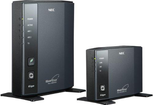 NEC Aterm WR8700N(HPモデル) イーサネットコンバータセット PA-WR8700N-HP/NE