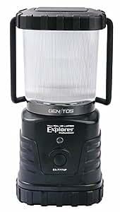 ジェントス LED ランタン 【明るさ280ルーメン/連続点灯72時間/防滴】 エクスプローラー プロフェッショナル EX-777XP