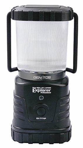 GENTOS(ジェントス) LED ランタン 【明るさ280ルーメン/連続点灯72時間/防滴】 エクスプローラー プロフェッショナル EX-777XP