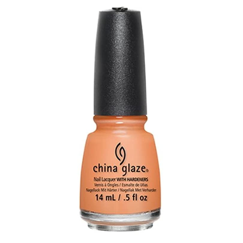 (6 Pack) CHINA GLAZE Off Shore Collection - If In Doubt, Surf It Out (並行輸入品)