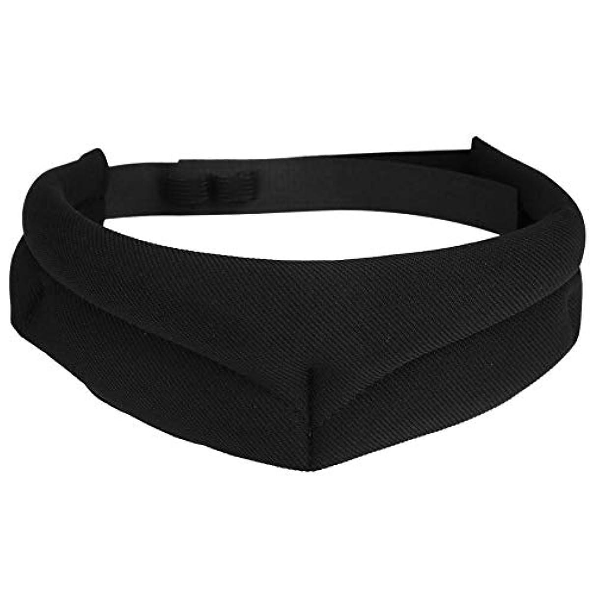 食べるケープ大理石睡眠カバーアイマスク、女性男性旅行フライトのための輪郭を描かれた3Dの調節可能な通気性の眠るアイパッチおよびホームシェーディング目隠し(1#)