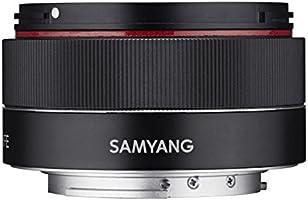 SAMYANG 単焦点広角レンズ AF 35mm F2.8 FE ソニーαE用 フルサイズ対応