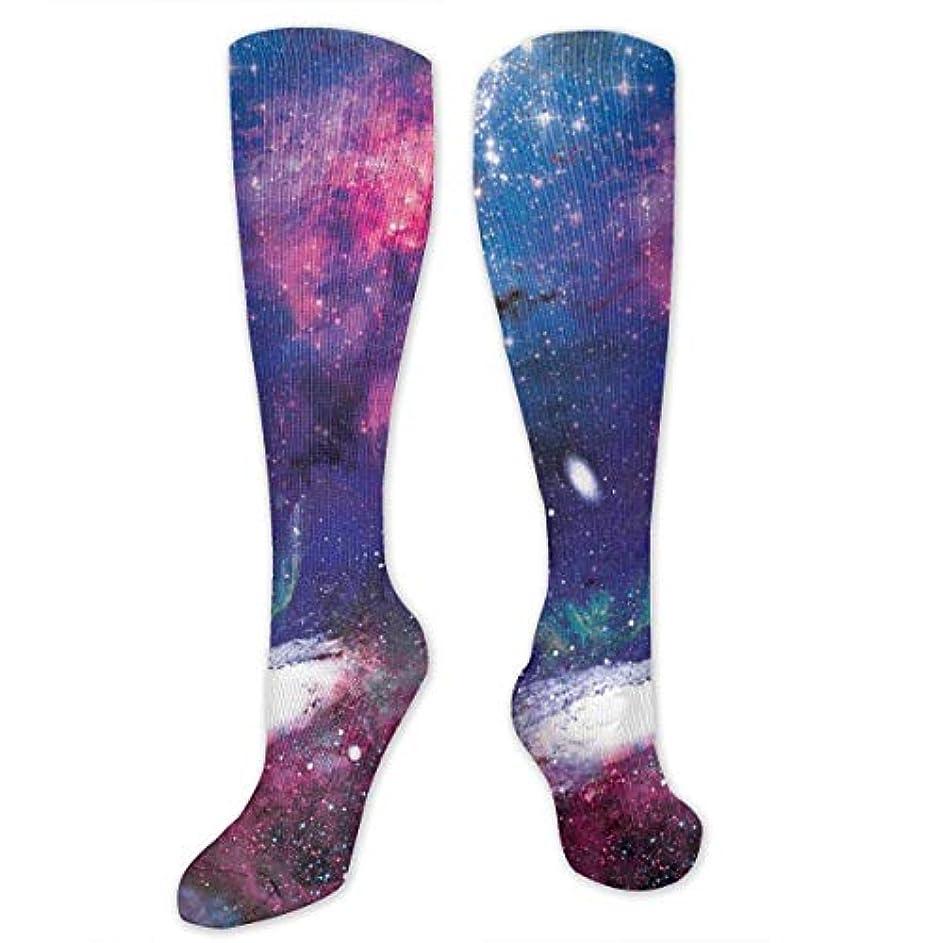 国民市場補体靴下,ストッキング,野生のジョーカー,実際,秋の本質,冬必須,サマーウェア&RBXAA Galaxy Galactic Dreams Socks Women's Winter Cotton Long Tube Socks...