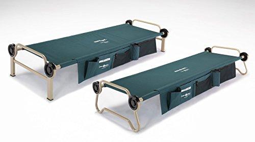 ESCO (エスコ)2080x820x925mm ベッド(二段/組立式)EA913YG-25