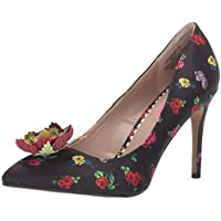 Betsey Johnson Womens KAMI01S5 Kamile Black Size: