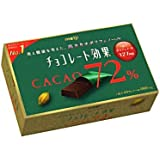 明治 チョコレート効果カカオ72%BOX 75g 60コ入り