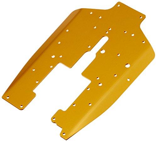 HOP-UP OPTIONS OP-543 TGM-02 カラーシャーシプレート(ゴールド)