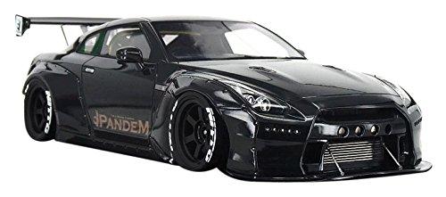イグニッションモデル 1/18 PANDEM R35 GT-R ブラック IG1005の詳細を見る